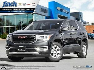2017 GMC Acadia SLE-1 SLE-1 FWD|EXECUTIVE DEMO VEHICLE