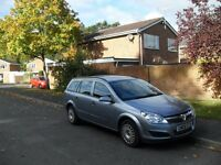 VAUXHALL ASTRA 1.3 CDTI DIESEL ESTATE 1 OWNER NICE MILES REDUCED TO CLEAR