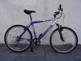 Mens Mountain/ Commuter Bike by Trek, Blue, Light Weight Ali Frame, JUST SERVICED/ CHEAP PRICE!!!!!!