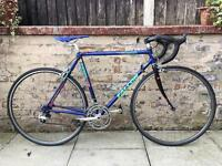 Falcon Corsa Mens Vintage Retro Road Bike Reynolds 500 21 Inch Frame 14 Speed Excellent Condition