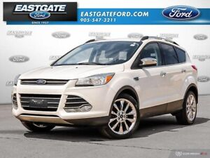 2015 Ford Escape SE 4WD CHROME PKG w/NAV