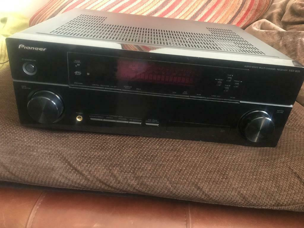 Pioneer 225w hdmi Internet Surround Sound av amp   in Manor Park, London    Gumtree