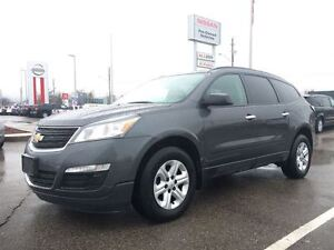 2013 Chevrolet Traverse LS Heated  AWD, 8 seater