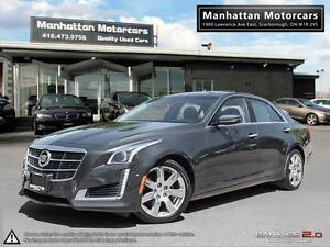 2014 CADILLAC CTS 3.6L PERFORMANCE |NAV|CAMERA|PHONE|WARRANTY