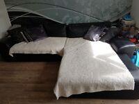 Free corner sofa bed