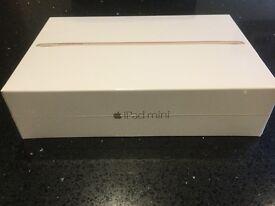 Apple iPad mini 4th gen 128gb wifi BRAND NEW SEALED full warranty ideal gift