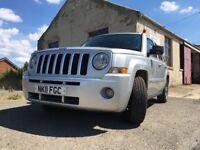 Jeep Patriot 2.0 crd 4x4