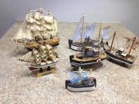 6 SHIPS