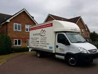 Man and Van in Nottinghamshire, House Removal Service - MJ MOVERS - 24/7 available on short notice M