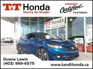 2015 Honda Civic Coupe Si *Local Car, No Accidents, NAVI*
