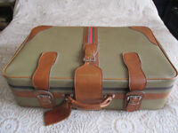 Suitcase and travel bag set