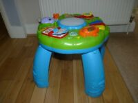 CHILDS TOY. LEAPFROG TABLE. ACTIVITY TOY