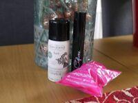Hairspray/Face gift set