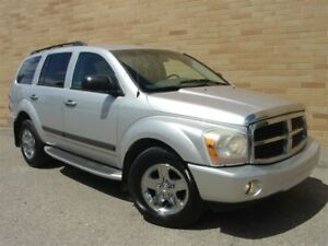2006 Dodge Durango SLT 4X4. 5.7 L. Hemi! Loaded!