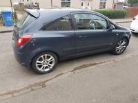 Vauxhall corsa 1.4 spares or repair