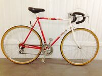 NOS Abbey steel road bike pristine condition 10 seed perfect for London Commuting