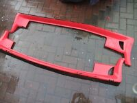 FORD ESCORT MK 4 ZENDER side skirts RS Turbo