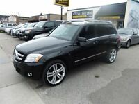 2011 Mercedes-Benz GLK-Class GLK350 4MATIC! PANORAMIC ROOF