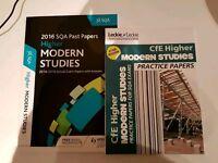 Higher Modern Studies
