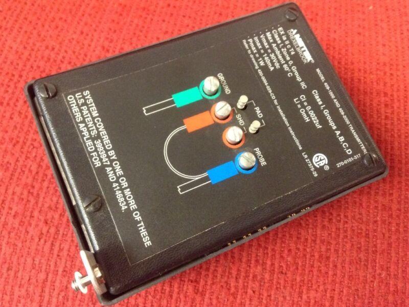 Ametek - DrexelBrook - Universal III Level Transmitter - Model #409-1030-001