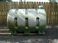 OIL TANK 1300L VERY GOOD CONDITION