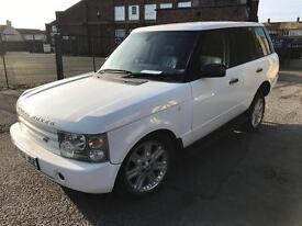 Range Rover SE Auto 4.4 V8 - ex police