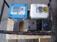 Stephill 2.7 KVA. 110 volt generator,