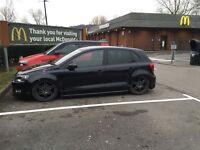 Prodrive speedline wheels 5x100 vw Audi skoda subaru