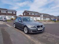 2009 BMW 320D SE LCI,6 SPEED MANUAL,1 FORMER KEEPER,12 MONTHS MOT,07522564844