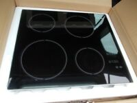 miele electric hob km460
