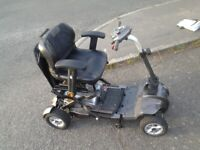 mobility scooter TGA maximo
