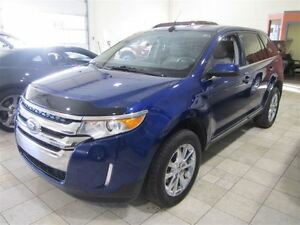 2014 Ford Edge (REDUCED) LIMITED AWD V6 (NO PST) ONLY 55K!