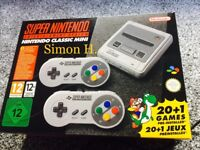 SNES Mini Nintendo NEW Christmas Gift rare most wanted
