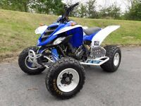 ** YAMAHA RAPTOR 660-R GYT-R EXTRAS * FULL MOT * GREAT SPEC * YFM 700 LTZ YZF QUAD BIKE BANSHEE **