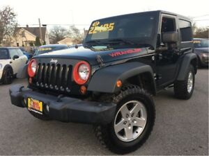 2012 Jeep Wrangler Sport FUN LOCAL TRADE IN!!
