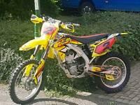rmz 450 2014
