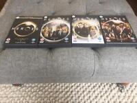 Heroes Seasons 1-4 DVD