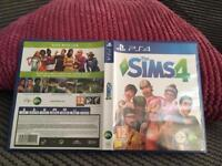 Sims 4 on PS4