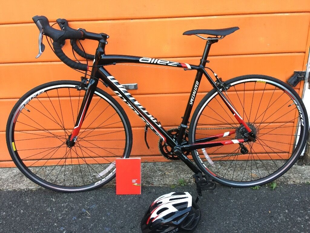 add2305a7cb Specialized Allez C2 54Cm Road Bike DONE 2 MILES FROM NEW! BEEN GARAGE