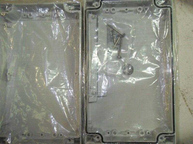 (h12) 1  Hammond R200-122-000 Enclosure