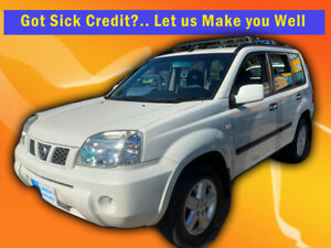 Nissan X-Trail Auto -  Sometimes Bad Things Happen to Good People. We Can Help - $1000 Deposit Mount Gravatt Brisbane South East Preview