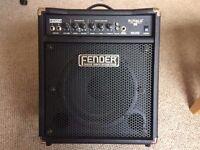 Fender Rumble bass amp 30W