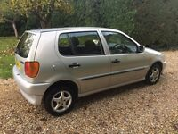 VOLKSWAGEN POLO 1.4CL AUTOMATIC 46000 MILES!!14 STAMPS !