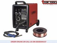Sealey SUPERMIG180 Pro MIG Welder 180Amp 230V + 5Kg Wire