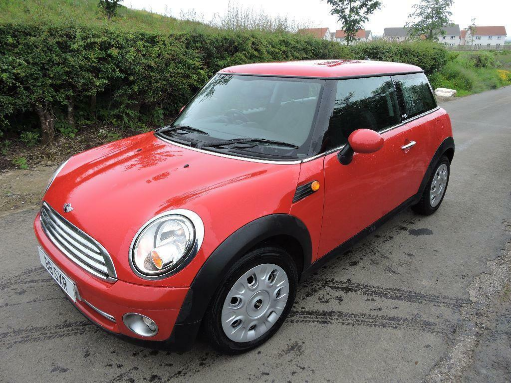 2009 MINI SUPERB CONDITION 12 MONTHS in Eaglesham Glasgow Gumtree #B81322