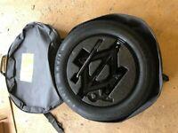 Pirelli Spare Wheel with accessories