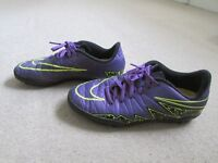Nike Hypervenom football trainers size 5 (38)