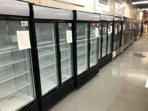 BRAND NEW COOLERS AND FREEZERS