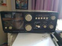 Ham Radio - Trio QR 666 communication reciever