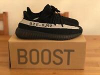 Adidas Yeezy V2 SPLY Boost OREO UK 3.5 - UK 12.5